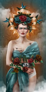 Frida by Aunia Kahn