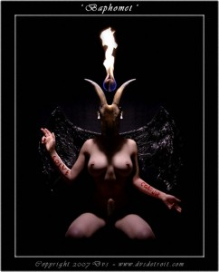 Baphomet by DVS